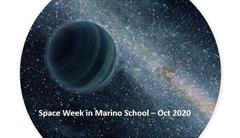 Space Week in Marino School - Oct 2020