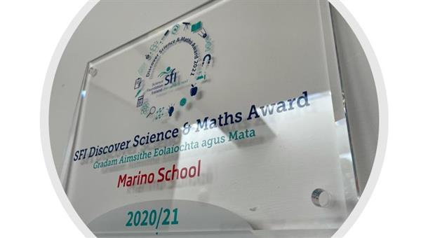Discover Science and Maths Award 2020-2021
