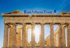 Arrival in Athens - Run Around Europe Challenge
